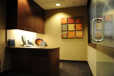 Dental Services Desk from Cooley Smiles in Bellevue, WA
